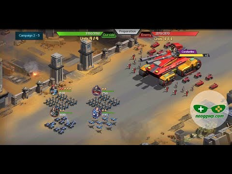 Dawn of Warfare (Beta Test) (Android APK) - Strategy Gameplay