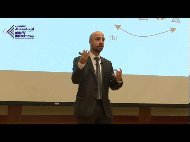 Roland Abi Najem report on Online Reputation Speech during Digital Marketing Conference in Kuwait