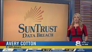 Suntrust Bank data breach