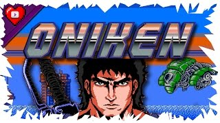 Contra & Strider Have A Game Baby! | Oniken