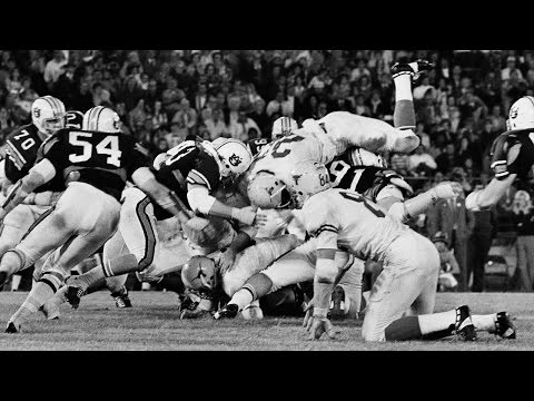 Earl Campbell: A Football Life - The unwilling running back