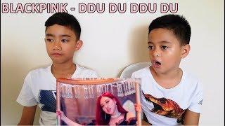 KIDS REACT TO KPOP   BLACKPINK - DDU DU DDU DU Music Video Reaction   Kids-POP