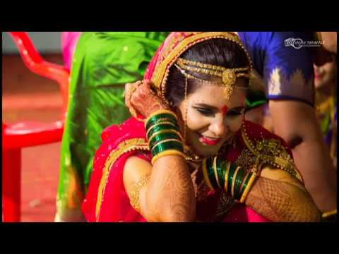 Baba Thamb na re Tu. The BEST Hindu Eng.Garje {dr.Prerna }Wedding video By vijay nawale photography