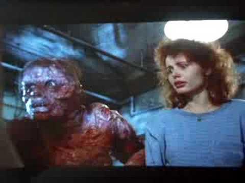 The Fly (1986), Last Scene