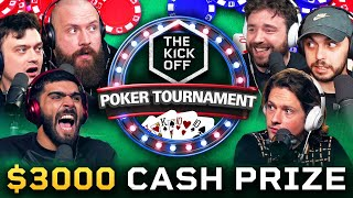 Rory's INSANE luck vs True Geordie | The Kick Off $3000 Poker Game
