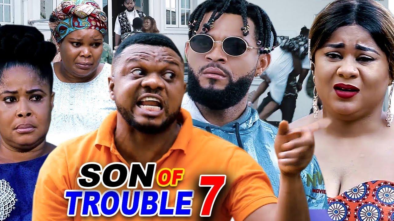 Download SON OF TROUBLE SEASON 7 - (New Movie) Ken Erics 2020 Latest Nigerian Nollywood Movie Full HD