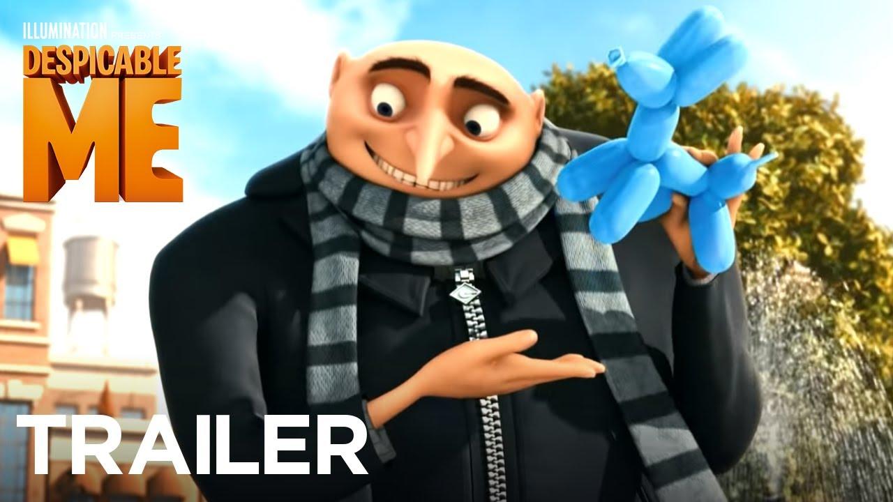 Despicable Me Trailer 2 Illumination Youtube