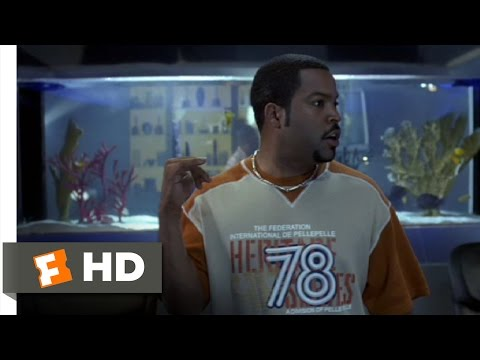 Barbershop 2 811 Movie   Breaking Into Nappy Cutz 2004 HD