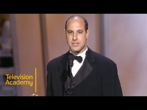 Stanley Tucci Wins Outstanding Lead Actor in a Miniseries Movie | Emmy Archive 1999