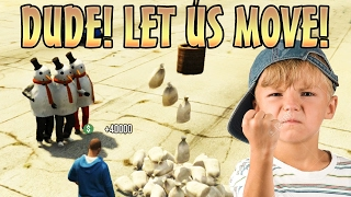 GTA 5 Real Life Mod #44 - BUYING A FERRARI & MAKING MONEY!! (GTA 5 Mods)