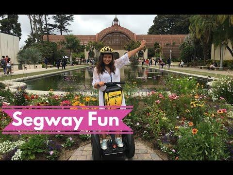Balboa Park! Segway tour San Diego! ♥ LolaVlogs