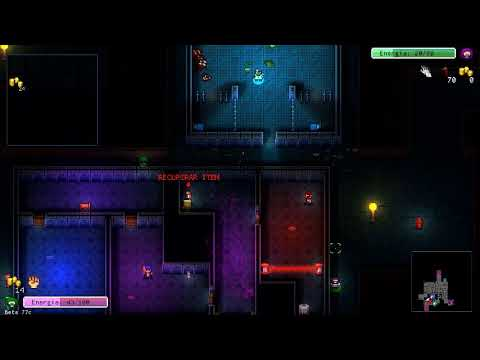Streets Of Rogue - Game Play Trash |