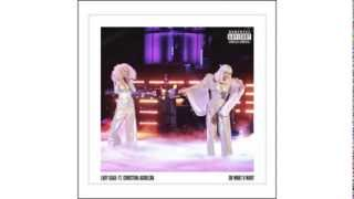 Baixar Lady Gaga - Do What U Want ft.Christina Aguilera [Studio Version]