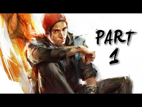 Infamous Second Son Gameplay Walkthrough Part 1 - Powers (PS
