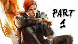 Infamous Second Son Gameplay Walkthrough Part 1 - Powers (PS4) thumbnail
