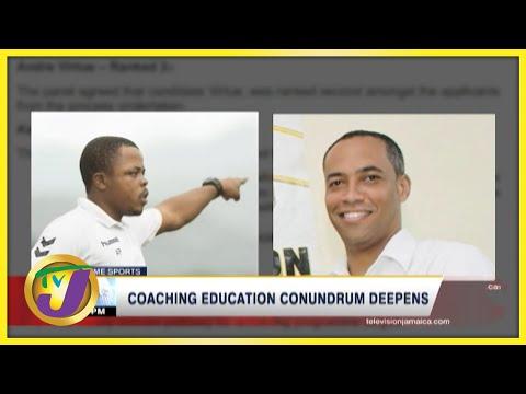 Coaching Education Conundrum Deepens - June 20 2021