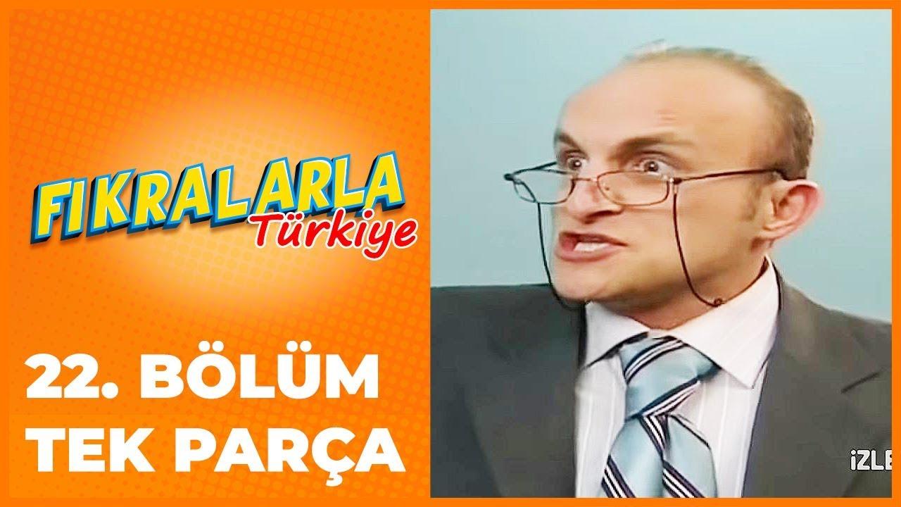 Fıkralarla Türkiye - 22. Bölüm