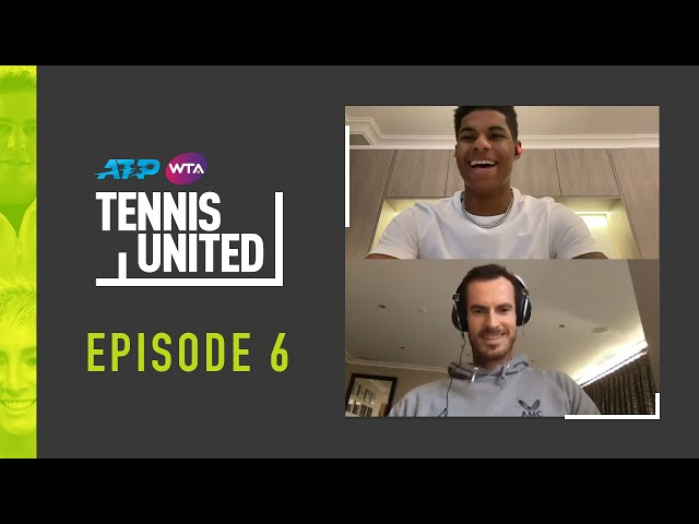 Tennis United | Murray & Rashford's Fan Surprise