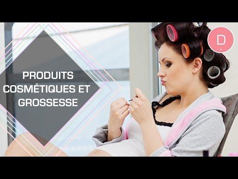Produits cosmétiques et grossesse - Beauté & Grossesse