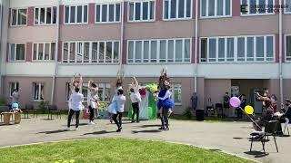 Вальс выпускников СШ №14 г.Солигорска. Выпускной-2020
