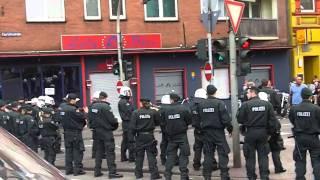 Schlägerei Bandidos Hells Angels Duisburg 8.5.2011