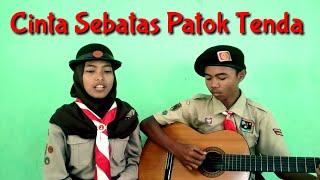 CINTA SEBATAS PATOK TENDA (Acoustic Cover) By Keysa feat Ainul