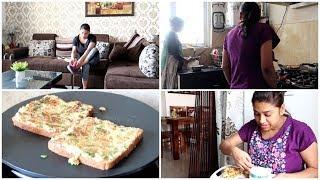 Aaj Aap Log Bhi Sun Lo Meri House Helper Key Kissey   Real Home Busy Morning Routine   IMS