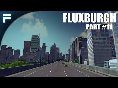 "Cities Skylines - Fluxburgh [PART 11] ""District of Stockgrove"""