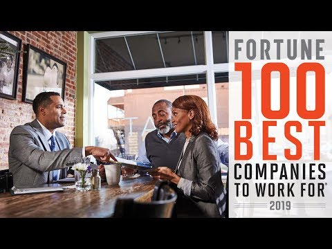 Edward Jones Ranks No. 7 On FORTUNE Magazine's 100 Best Companies To Work For List