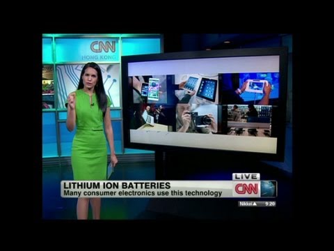 Are lithium ion batteries safe?