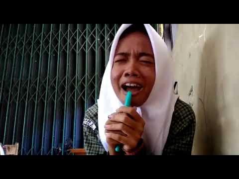 Bidadari bidadam😆 Cover Nissa Sabyan (lelucon hits)