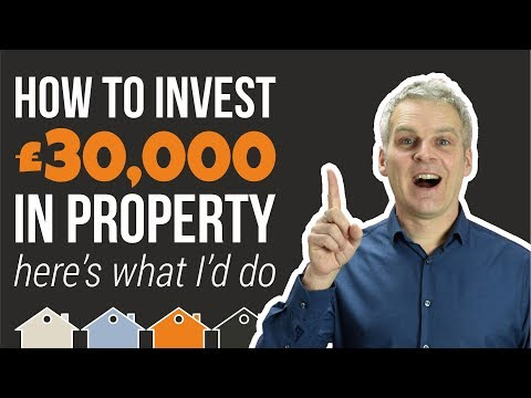 How To Invest 30k in Property | Invest Today & Build Your Property Business For A Passive Income