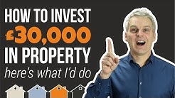 How To Invest 30k in Buy To Let Property Market & Build Your Property Business For A Passive Income