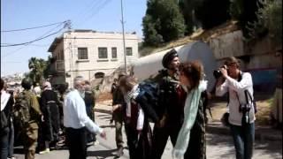 Anarchists invade Hebron - אנרכסטים פולשים  לחברון