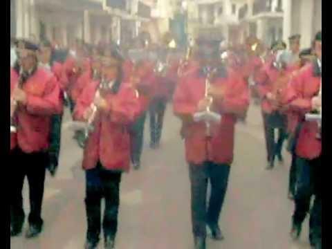 """Banda Musicale """"Amici della musica"""" LAUROPOLI (CS) FUOCHI ETNEI gran marcia sinfonica M°Miraglia"""
