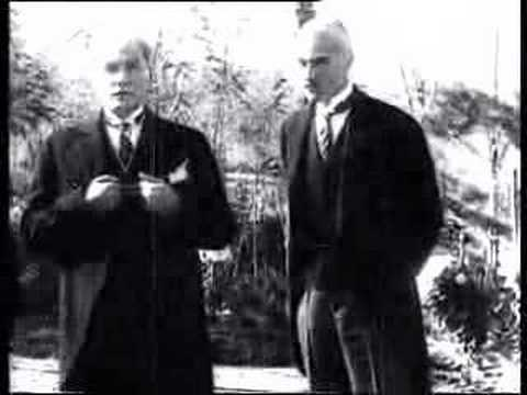 Ataturkun Amerikaya Yaptigi Konusma