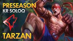 Preseason: Griffin Tarzan - Lee Sin Jungle - KDA 13/3/13