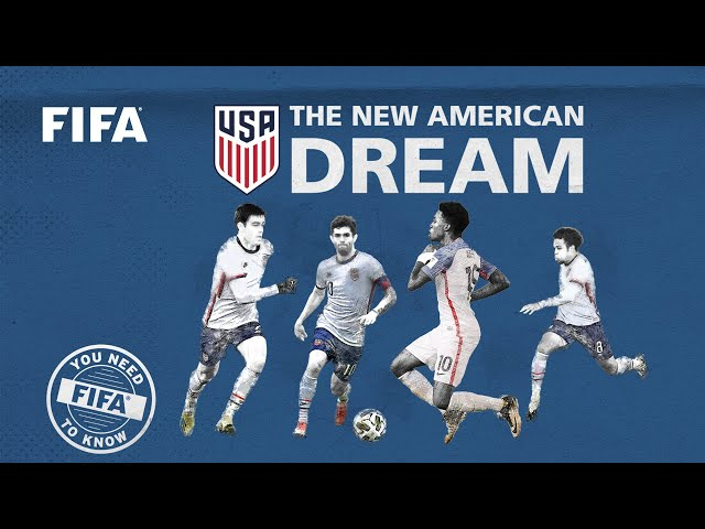 The New American Dream? USA's young stars taking Europe by storm | Pulisic, McKennie, Dest & more!
