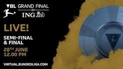 LIVE 🔴 Virtual Bundesliga 2020 Grand Final by ING | EA SPORTS FIFA20