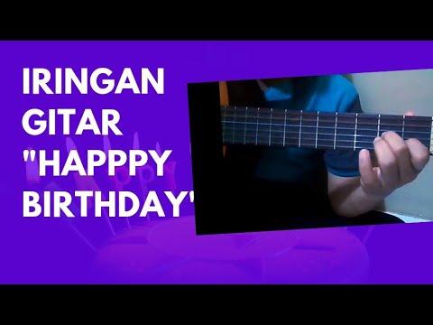 Cara Mengiringi Lagu Happy Birthday