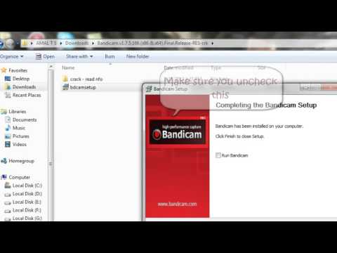 How To Get Bandicam FREE! FULL VERSION! (Updated 2015) | Doovi