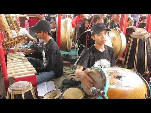 JATHILAN Kendang Jaipong KOPLO - Horse Dance Music Show [HD]