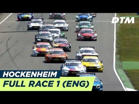 Race 1 (Multicam) - LIVE (English) - DTM Hockenheim 2018