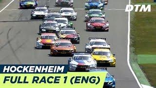 DTM Hockenheim 2018 - Race 1 (Multicam) - RE-LIVE (English)