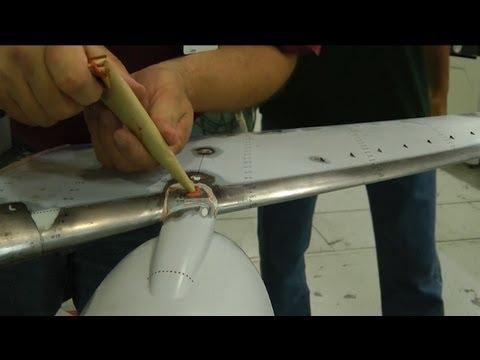 Inside Boeing's wind-tunnel model shop