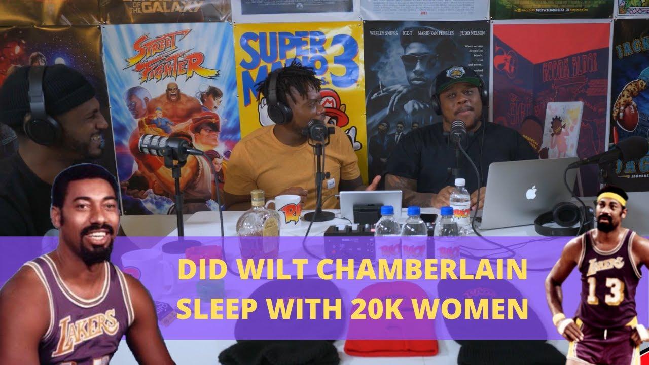Slept women with chamberlain wilt Wilt Chamberlain's
