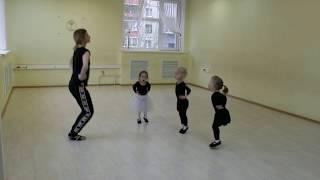 Видео-урок (II-семестр: май 2018г.) - филиал Центральный, Детская Шоу-хореография, гр.2-3