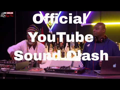 Reggae Dancehall Sound Clash: Sovereign vs Jnr International - Dub Fi Dub Live & Direct at YouTube