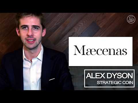 "Maecenas: ""The Decentralized Art Gallery"" - EXCLUSIVE Cryptocurrency Token Interview"