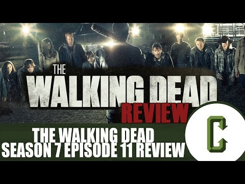 """The Walking Dead Season 7 Episode 11 """"Hostiles and Calamities"""" Review"""
